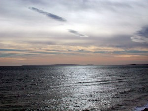 Sunset-and-clouds-above-the-sea