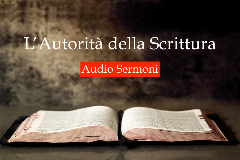 Autorità della Scrittura